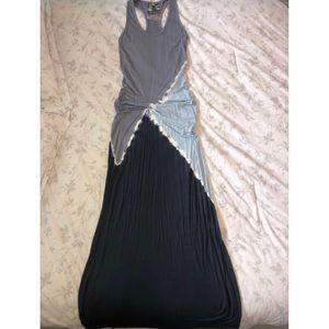 Young fabulous and broke maxi dress